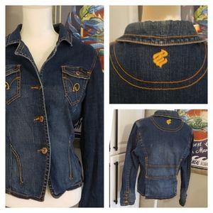 Rocawear Jean Jacket Blue Denim